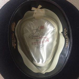 ab29b4c620a1e Stetson Accessories - Vintage Stetson - The Gun Club Hat
